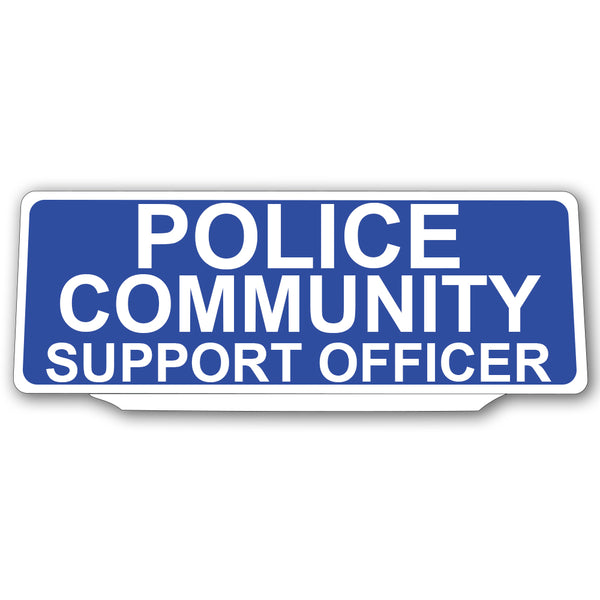 Univisor - Police Community Support Officer - Blue - UNV100