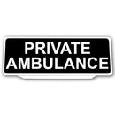 Univisor - Private Ambulance - Black - UNV123