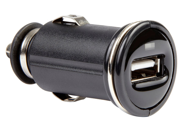 12v Compact USB in Car Charger - RMS19