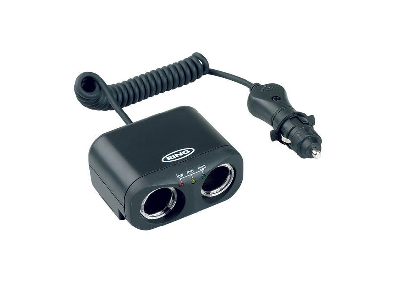 12v Twin Multisocket - RMS2