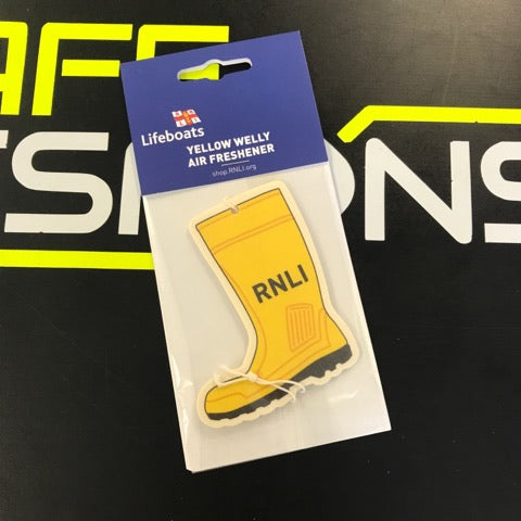 RNLI Welly Design Air Freshener