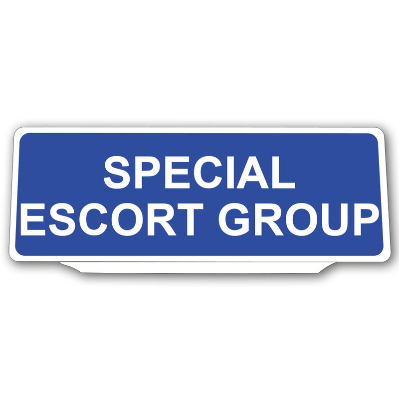 Univisor - Special Escort Group - Blue - UNV116