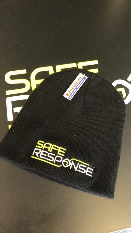 Beanie Hat Safe Response one size