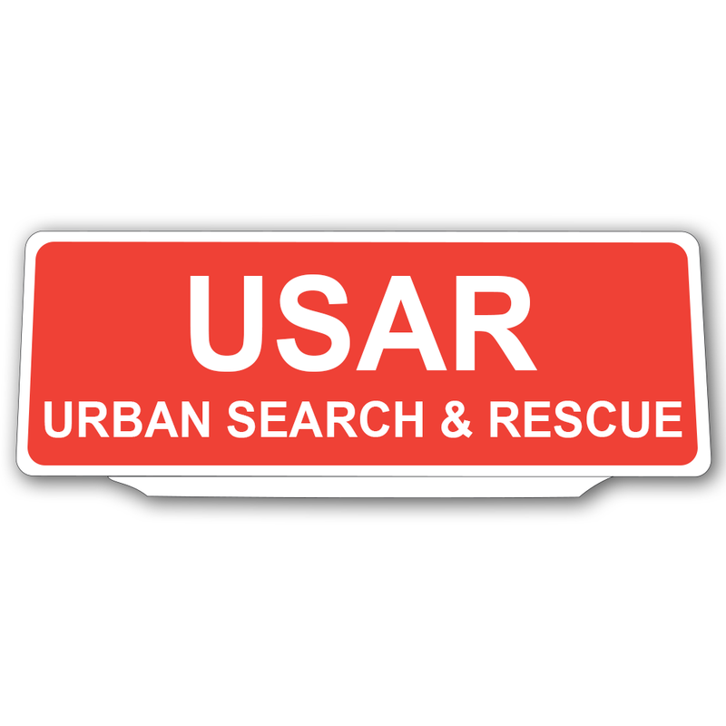 Univisor - USAR Urban Search and Rescue - Red B/G (ST2) - UNV187