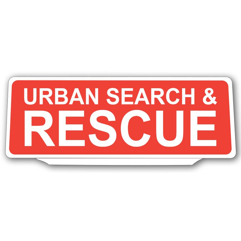 Univisor - Urban Search And Rescue - Red B/G - UNV188