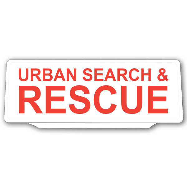 Univisor - Urban Search and Rescue - White B/G - UNV189