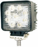 27W SQR LAMP - FLOOD BEAM VD-WL602-F