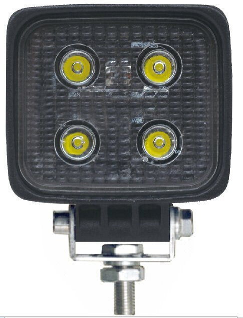 12W Compact Spot Work Light WL604-S