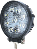 27W ROUND LAMP-FLOOD BEAM VSWD-WL605-F