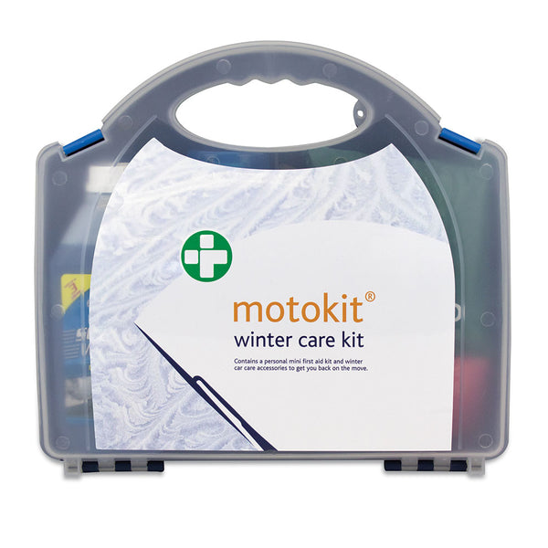 First Aid Kit - Winter Car Care Kit