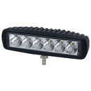 18W Rectangle Work Light Scene LAMP SPOT BEAM VSWD-WL601-S