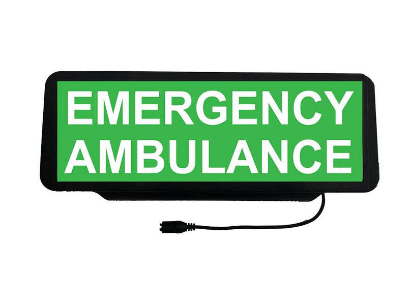 LED Univisor - Emergency Ambulance - LEDUNV-029