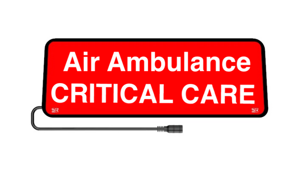 Safe Responder X - AIR AMBULANCE CRITICAL CARE - SRX-182