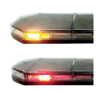 Ring Automotive 922mm LED Amber Lightbar with integrated Stop / Tail & Indicators  - RCV9825