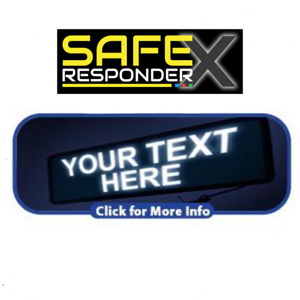 Customised Safe Responder X - SRX-167