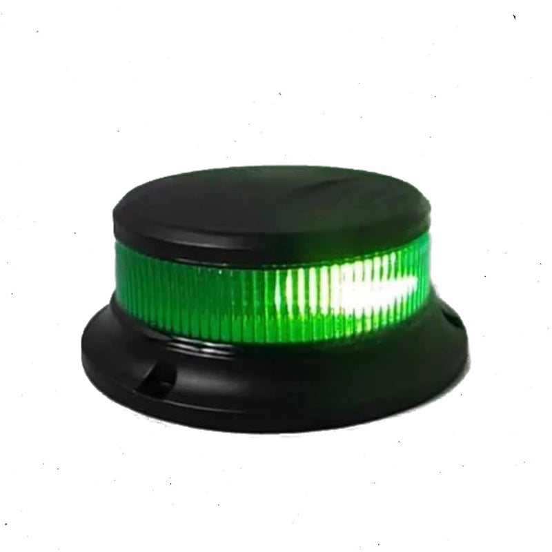 231 Compact Beacon 18LEDs Green Magnetic VSWD-231L-M-G Doctor / Medical Practitioner