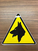 Magnet Security Dog 200mm (MG018)