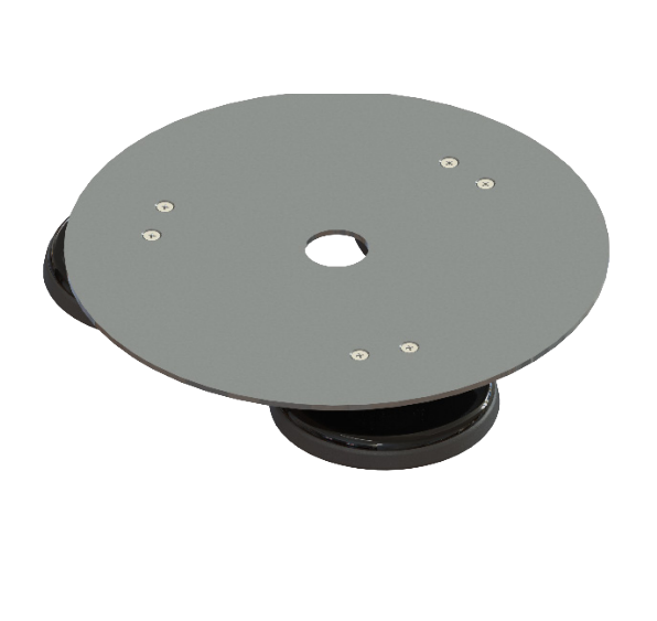 Magnetic Mount for 4g Roof Antenna - Vehicle Wifi Antenna Accessory
