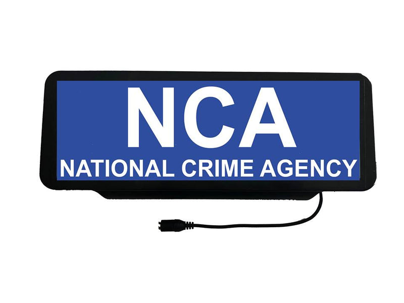 LED Univisor - NCA (National Crime Agency) - LEDUNV-064