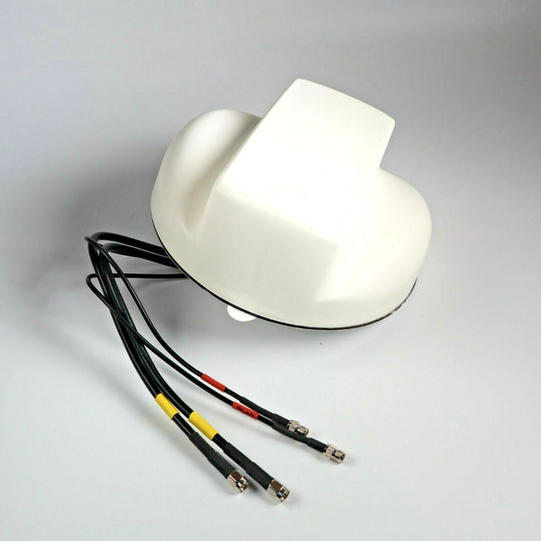 2G / 3G / 4G Antenna for Vehicle Wifi - White - Panorama Antenna