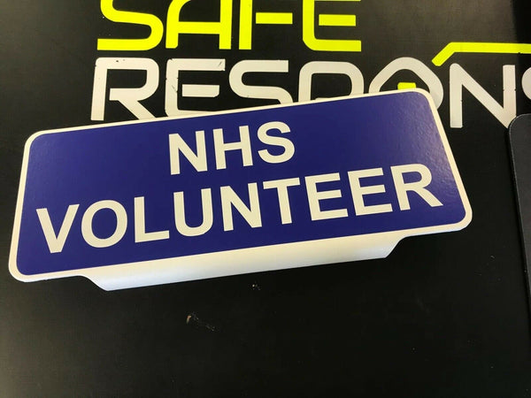NHS VOLUNTEER Univisor