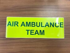 Magnetic AIR AMBULANCE TEAM pair