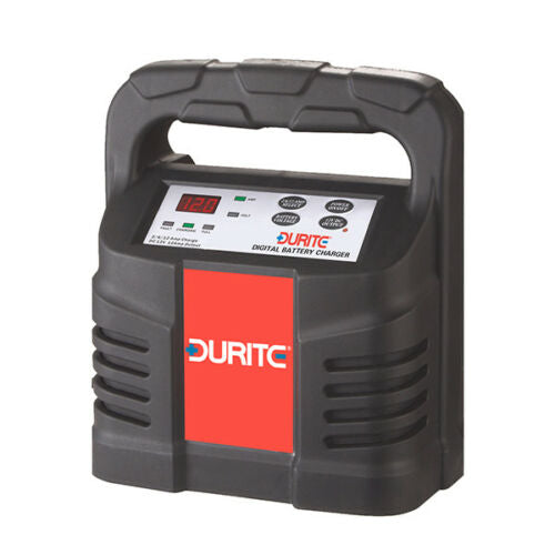 Durite - 3 Step Fully Automatic Digital Battery Charger - 12V - 0-648-16 **Half Price**
