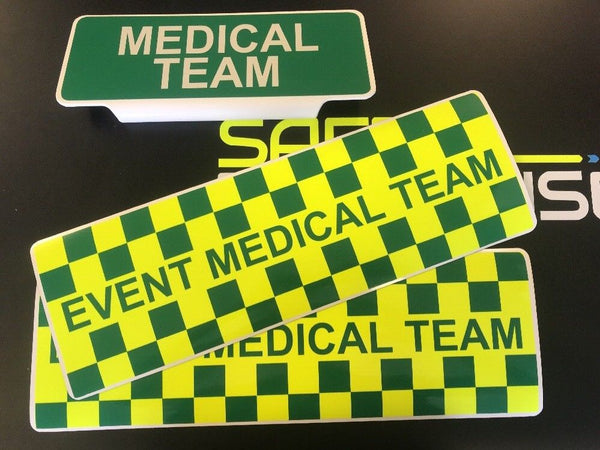 Event Medical Team - Vehicle Identification (MG016)