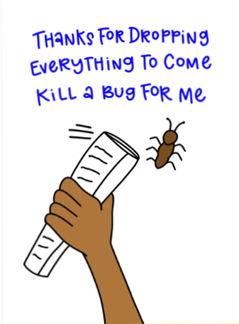 Kill Bug (Brown)