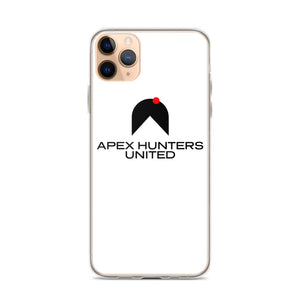 AHU Billy iPhone Case White