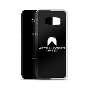 AHU Billy Samsung Case Black