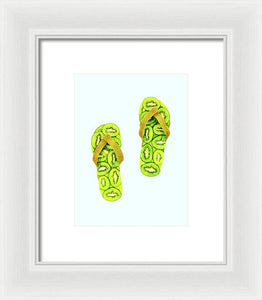 Fruit By The Foot - Framed Print