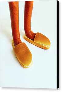 Loafers - Canvas Print