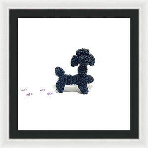 Berry Good Boy - Framed Print