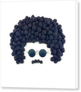 Berry Groovy, Baby - Canvas Print