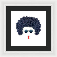 Load image into Gallery viewer, Berry Groovy - Framed Print