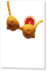 Forbidden Fruit - Canvas Print