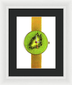 Kiwatch #2 - Framed Print