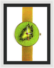 Load image into Gallery viewer, Kiwatch #2 - Framed Print