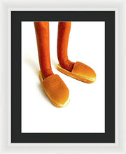 Load image into Gallery viewer, Loafers - Framed Print