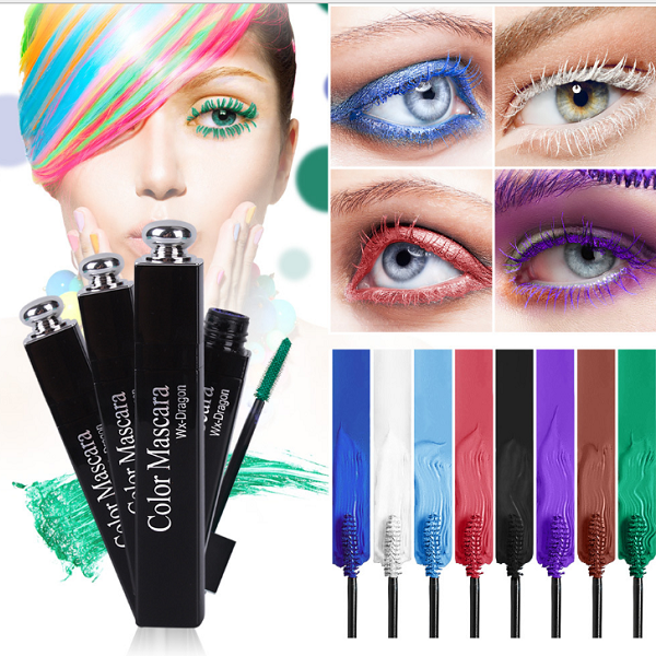 Coloful Diamond Breeze Glitter Top Coat Mascara
