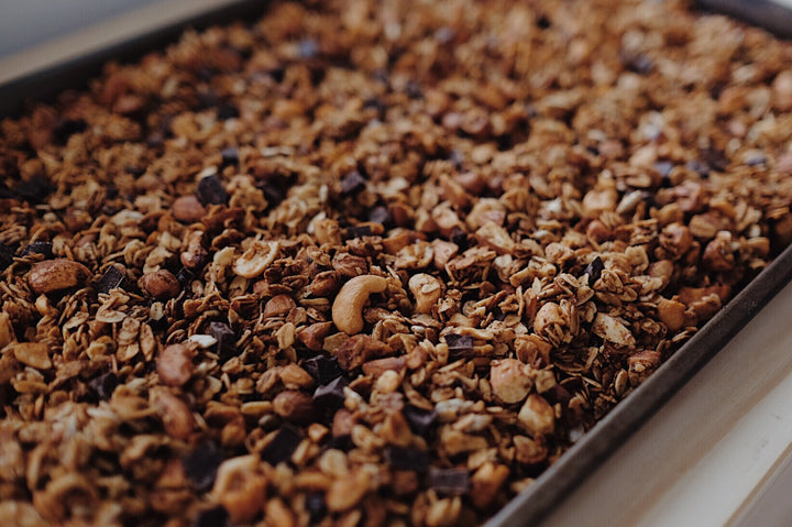 Nut, Seed & Chocolate Chunk Granola