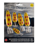 K5 YR - 5pc Yellow & Red Five of Diamonds TM Kit