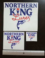 Northern King - Vehicle/Boat Decals
