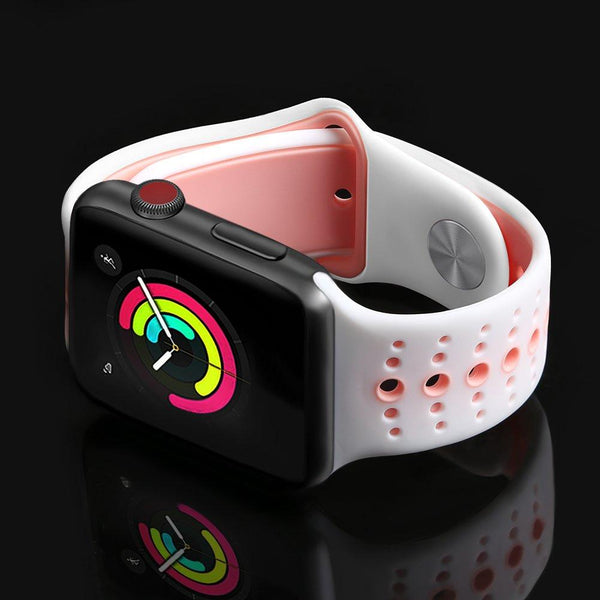 Apple Watch | Colorful Silicone Sports Band