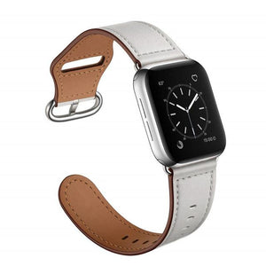Apple Watch | Luxurious Genuine Leather Loop Band | Multiple Colors