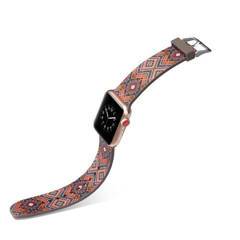 Trendy Silicone Strap with Print