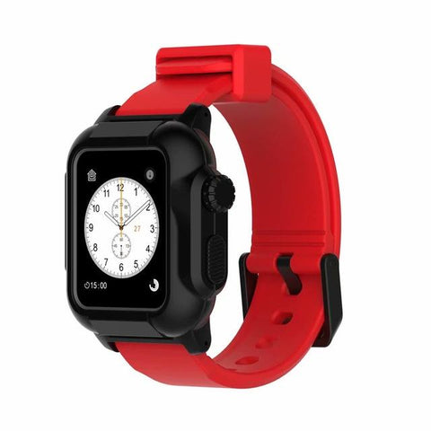 Waterproof Silicone Case & Strap
