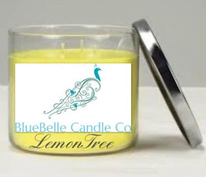 11.5 OZ Candle - Lemon Tree
