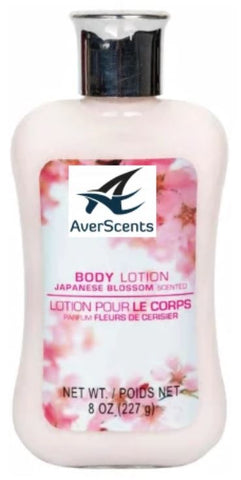 Japanese Blossom Body Lotion, 8 oz